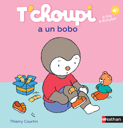 T'CHOUPI A UN BOBO - 53