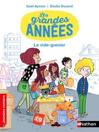 NAPR000381 LES GRANDES ANNEES  LE VIDE GRENIER