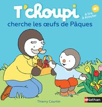T'CHOUPI CHERCHE LES OEUFS DE PAQUES