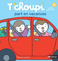 T'CHOUPI PART EN VACANCES - VOLUME 42