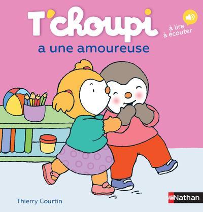 T'CHOUPI A UNE AMOUREUSE - VOL54