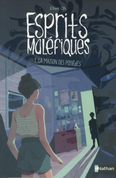 ESPRITS MALEFIQUES - TOME 1 LA MAISON DES POSSEDES - VOL01