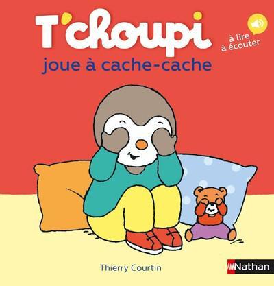 T'CHOUPI JOUE A CACHE CACHE - 64