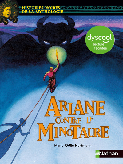 DYSCOOL  ARIANE CONTRE LE MINOTAURE