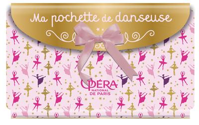 MA POCHETTE DE DANSEUSE DE L OPERA DE PARIS