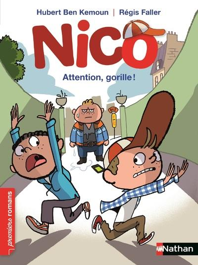 NICO - ATTENTION, GORILLE !
