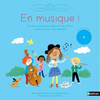 JE DECOUVRE LA MUSIQUE  + CD