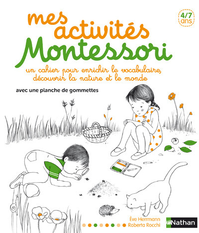 MES ACTIVITES MONTESSORI