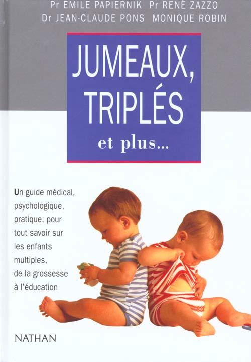 JUMEAUX TRIPLES ET PLUS