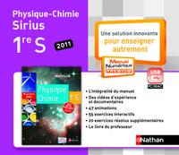 CLE USB PHYSIQUE-CHIMIE 1E S M