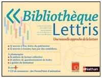 BIBLIOTHEQUE LETTRIS 2008