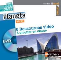 PLANETA ESPAGNOL 1 DVD VIDEOS