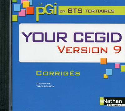 YOUR CEGID EN BTS TERT CDROM