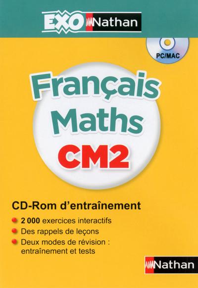 EXONATHAN FRANCAIS MATHS CM2 CDROM