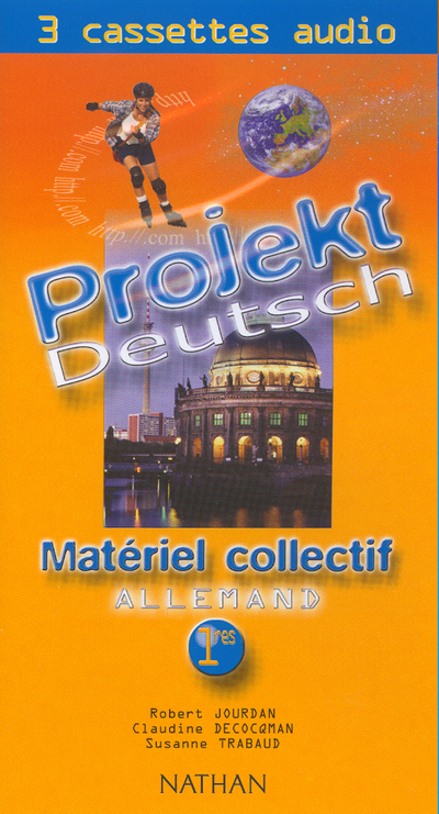 PROJEKT DEUTSCH 1E  3K7 CLASSE  AUDIO  ALLEMAND
