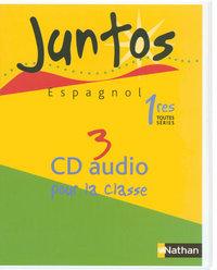 JUNTOS 1E TOUTES SERIES CD CLA