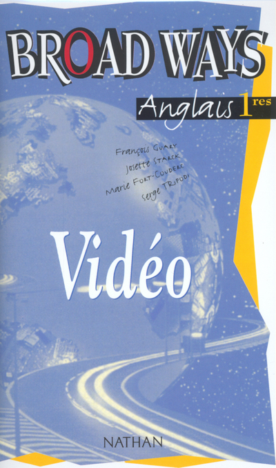 BROAD WAYS 1E K7 VIDEO 2002