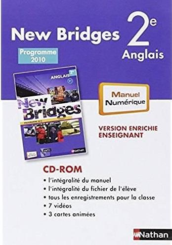 CD-ROM NEW BRIDGES 2E MN TNA
