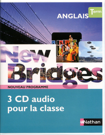 NEW BRIDGES TERM CD AUDIO CLAS