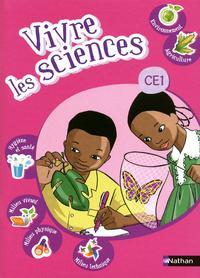 VIVRE LES SCIENCES CE1 ELEVE