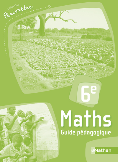 PERIMETRE MATHS 6E GUIDE PEDAG