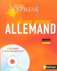 VE CD ALLEMAND METHODE INTENSI