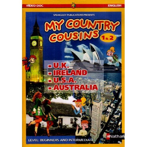 PACK DVD/POSTERS MY COUNTRY CO