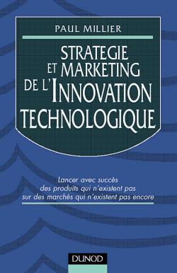 STRATEGIE ET MARKETING DE L'INNOVATION TECHNOLOGIQUE