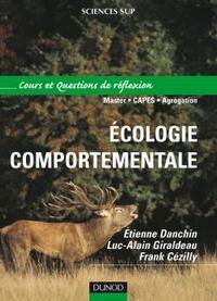 ECOLOGIE COMPORTEMENTALE - COURS ET QUESTIONS DE REFLEXION