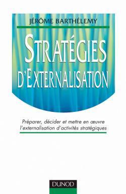 STRATEGIES D'EXTERNALISATION