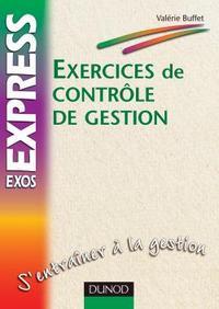 EXERCICES DE CONTROLE DE GESTION