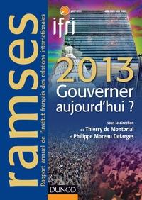 RAMSES 2013 - GOUVERNER AUJOURD'HUI ? + VERSION NUMERIQUE PDF OU EPUB