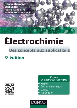 ELECTROCHIMIE - 3E EDITION