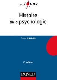HISTOIRE DE LA PSYCHOLOGIE - 2E ED.