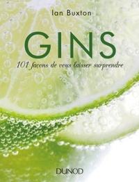 GINS - 101 FACONS DE VOUS LAISSER SURPRENDRE
