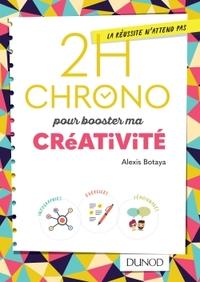 2H CHRONO POUR BOOSTER MA CREATIVITE