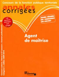 AGENT DE MAITRISE 2009-2010