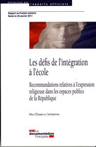 LES DEFIS DE L'INTEGRATION A L'ECOLE