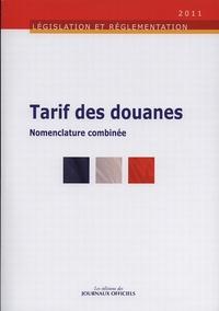 TARIF DES DOUANES