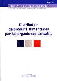DISTRIBUTION DE PRODUITS ALIMENTAIRES PAR LES ORGANISMES CARITATIFS N 5943 2011