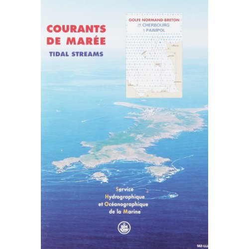 COURANTS MAREES GOLFE NORMAND