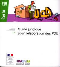 GUIDE JURIDIQUE POUR L'ELABORATION DES PDU (REFERENCES N. 134)