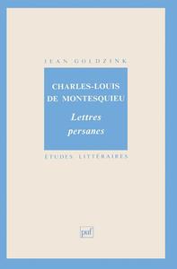 IAD - CHARLES LOUIS MONTESQ.LETTRES P. N23