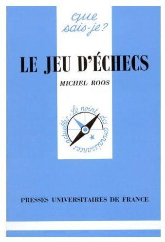JEU D'ECHECS (LE)