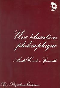 EDUCATION PHILOSOPHIQUE (UNE)