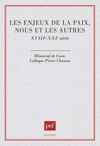 IAD - ENJEUX DE LA PAIX (LES)