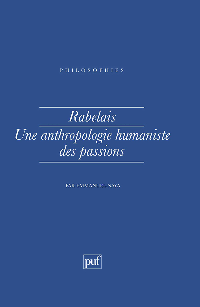 RABELAIS UNE ANTHROP.HUMANISTE PASSI