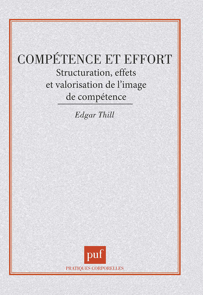 IAD - COMPETENCE ET EFFORT