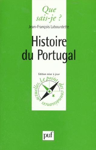 HISTOIRE DU PORTUGAL QSJ 1394