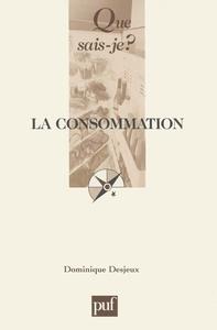 IAD - LA CONSOMMATION QSJ 3754